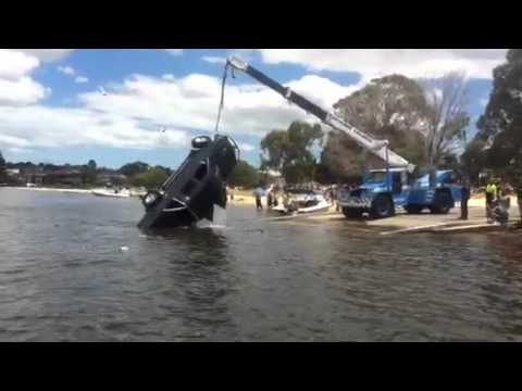 Boat Ramp Accident 28 October 2011 Youtube