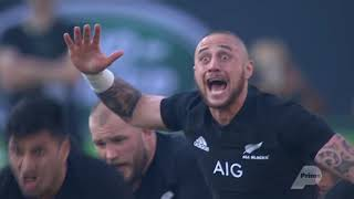 Haka All Blacks vs South Africa Rugby Championship 2018 Game 2