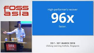 The secrets of high-performance software teams - Christopher Skene - FOSSASIA 2018