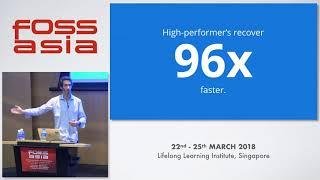 The secrets of high-performance software teams - Christopher Skene - FOSSASIA 2018