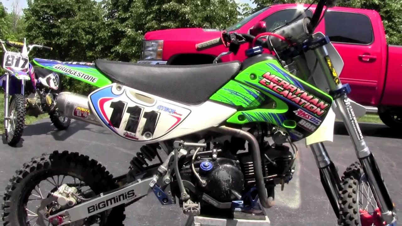 Full Mod KLX 192 Pitbike For Sale