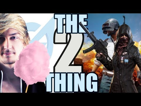 SivHD in PUBG #2 - The Thing