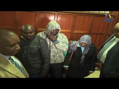 AP officers suspected of killing 'Mavoko three' in court