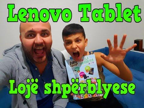 Fitoj Hamza  në Lojë shpërblyese Tabletin Lenovo