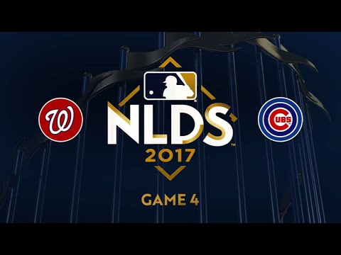 Taylor belts a slam as Strasburg twirls gem: 10/11/17