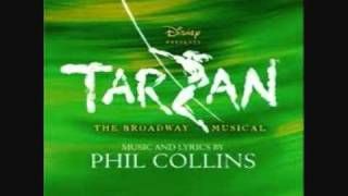 Tarzan: The Broadway Musical Soundtrack -13. For The First Time