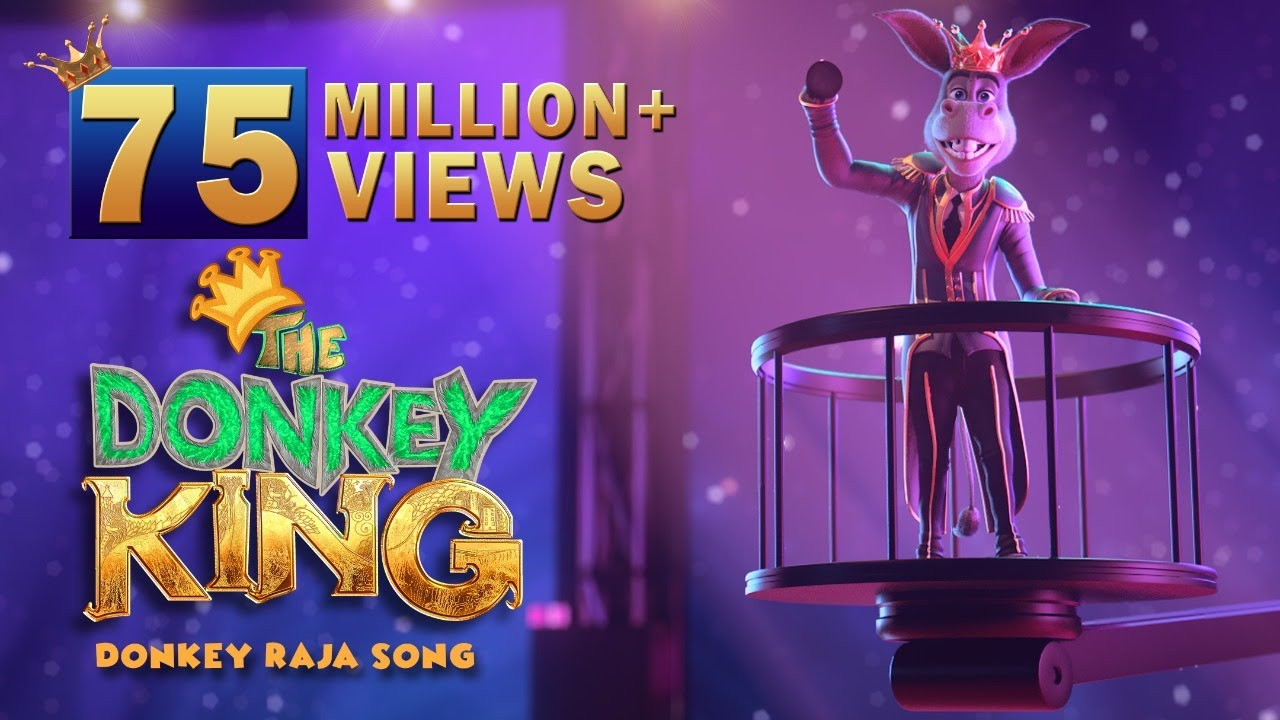Download The Donkey King Title Song - Donkey Raja