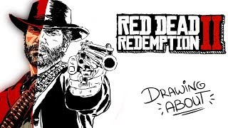 RED DEAD REDEMPTION | Draw My Life Videojuegos Video