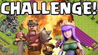 DIE HELDEN CHALLENGE! || CLASH OF CLANS || Let's Play CoC [Deutsch/German HD]