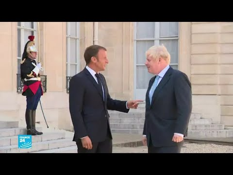 جونسون في باريس بشأن البريكسيت..هل استطاع إقناع ماكرون؟  - نشر قبل 5 ساعة