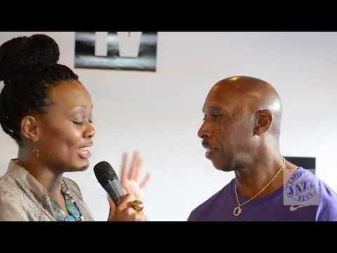 Capital Jazz TV interview with Jeffrey Osborne at Capital Jazz Fest 2013