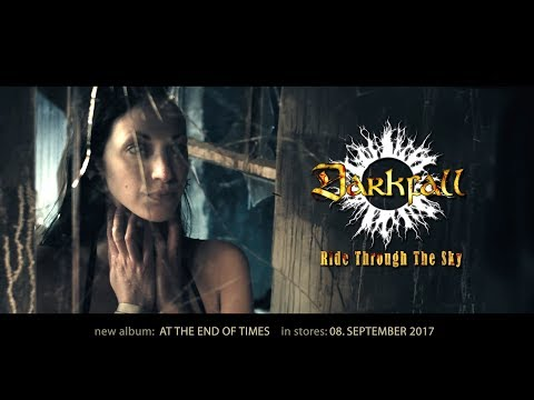 DARKFALL - Ride Through The Sky (official video)