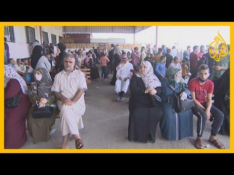 بعد خمسة أشهر من الإغلاق.. مصر تفتح معبر رفح  لثلاثة أيام  - نشر قبل 3 ساعة