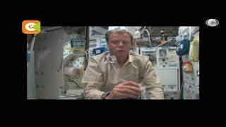 Living with water scarcity; an astronaut's experience