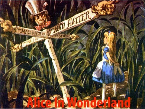 Alice In Wonderland! 1-14 -18