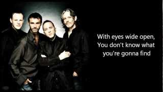 WET WET WET - Eyes Wide Open (with lyrics)