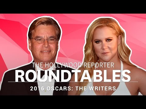 Amy Schumer, Aaron Sorkin and More Writers on THR's Roundtables   Oscars 2016