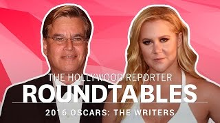 Amy Schumer, Aaron Sorkin and More Writers on THR's Roundtables | Oscars 2016