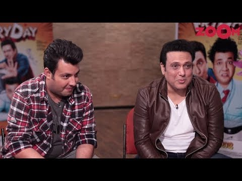 'Fryday' star Govinda compares Salman Khan & Aamir Khan's work ethics in Bollywood industry