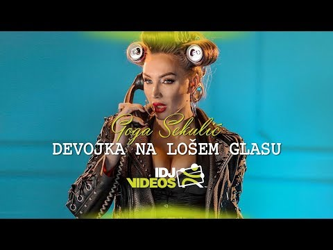 Смотреть клип Goga Sekulic - Devojka Na Losem Glasu