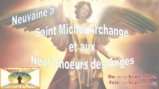 Neuvaine a St Michel Archange 9e  jour
