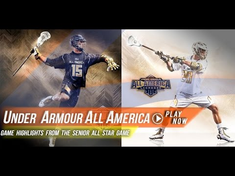 Under Armour All-America Lacrosse Senior Game | 2015 Lax.com