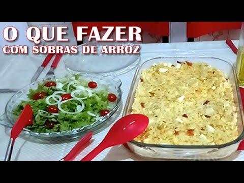 Download O QUE FAZER COM SOBRAS DE ARROZ   MEXIDÃO DE ARROZ