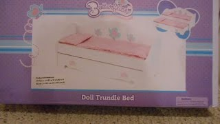 Doll Trundle Bed Thrifty Find!
