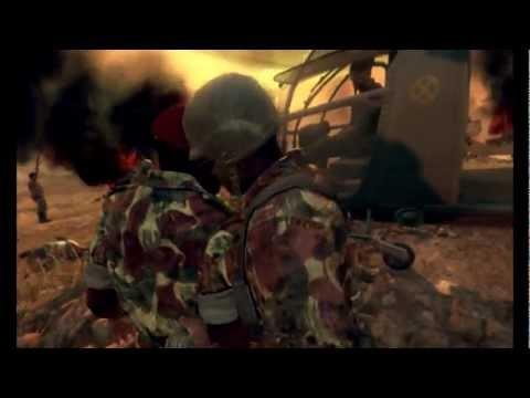 Call of Duty 4 Modern Warfare скачать через торрент на