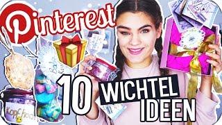 10 PINTEREST WICHTEL IDEEN DIY's ◇ Günstige Last-Minute Geschenke #SantasLittleHelpers // I'mJette