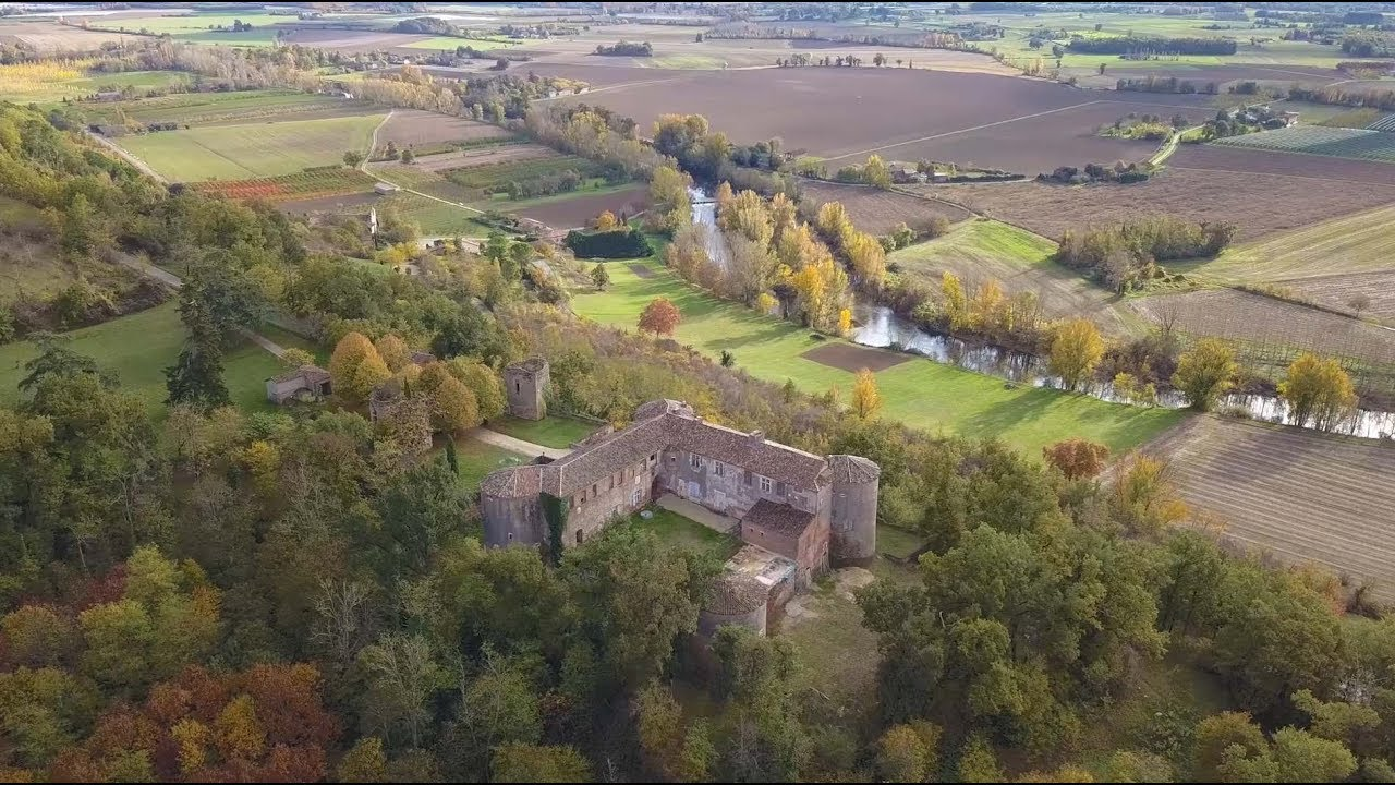 This castle fit for a King is now for sale