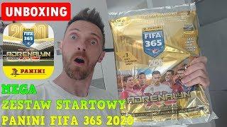 HIT!!! NOWOŚĆ!!! FIFA 365 2020 MEGA ZESTAW STARTOWY UNBOXING