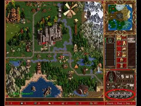 Heroes Might And Magic 3 Cheats Youtube