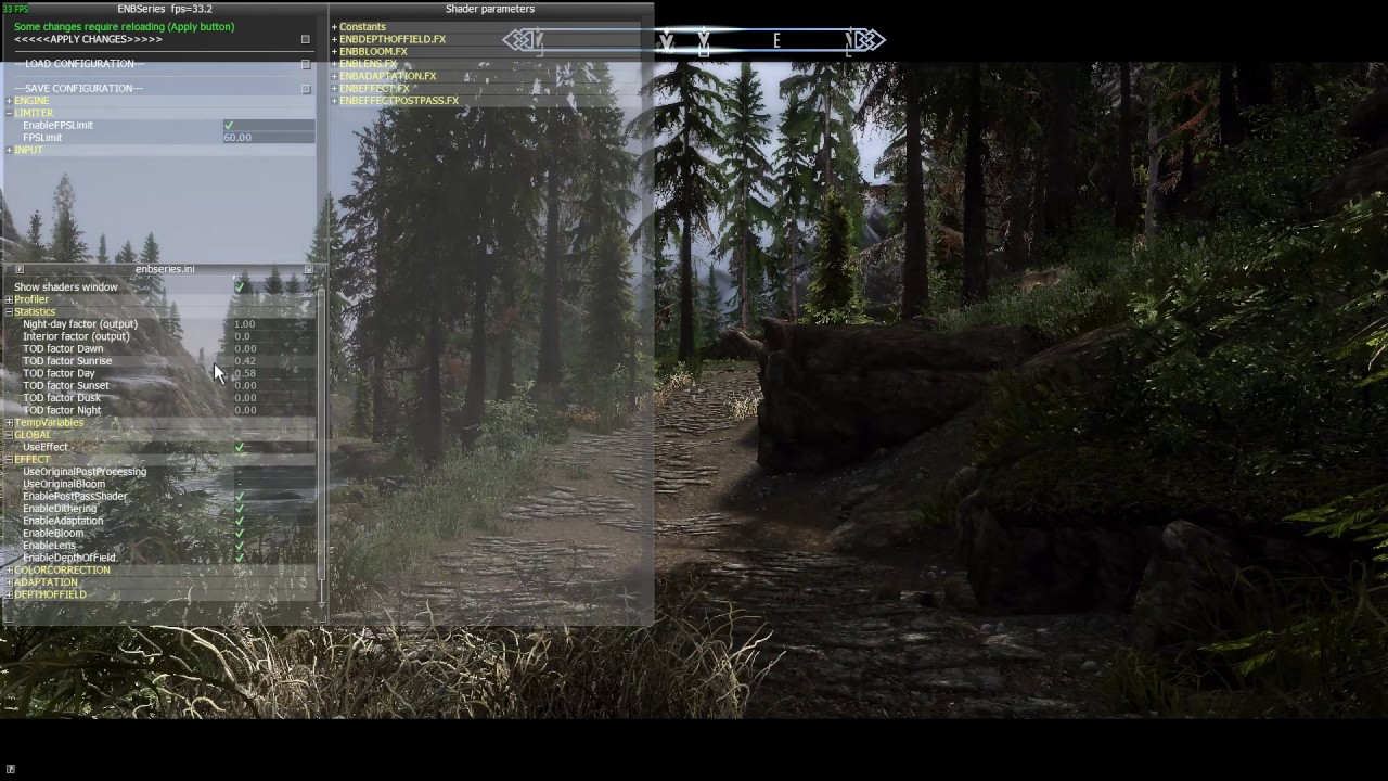 Skyrim Enb Lighting Bug – Inspirational Lighting Design images