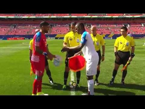 Панама - Мартиника 3:0 видео
