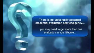 WES Credential Evaluation information session