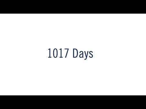 1017 Days - Graduation 2014 - Jacobs University Bremen