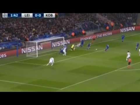 Leicester vs Copenhagen - Full match highlights