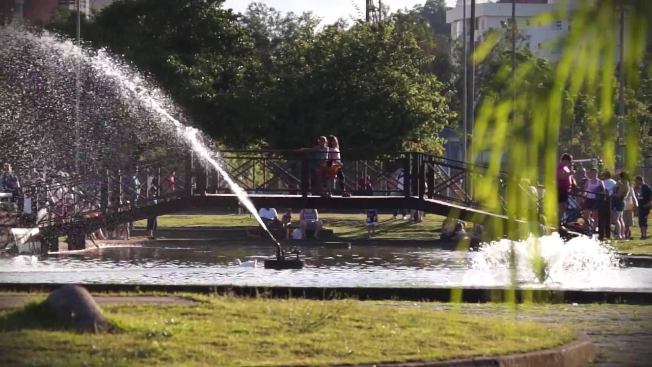 Resultado de imagen de Parque Ramiro Ruediger