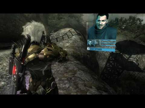 Metal Gear Rising Revengeance New Game +  