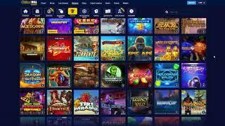 обзор WilliamHill casino: регистрация, акции и бонусы, игровые автоматы