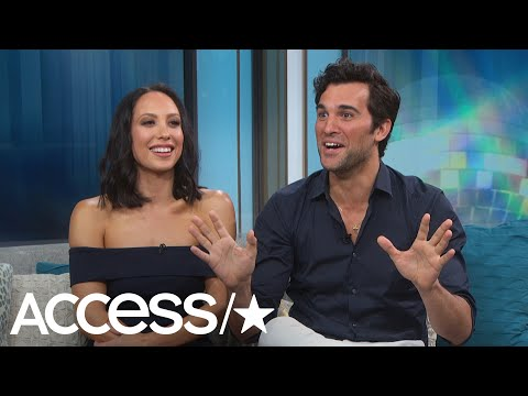 'DWTS' Cheryl Burke Shares Details Of Her Romantic Engagement To Matthew Lawrence | Access