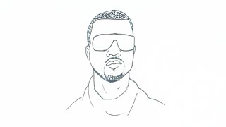 How to Draw Kanye West