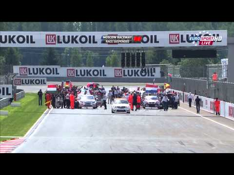WTCC 2013 Round06 Moscow Race1 HD
