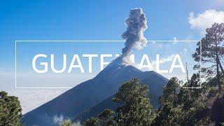 Guatemala 2019 • Travel Video • HD