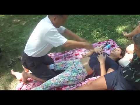 Aksi Tukang Pijat Cabul, Sentuh Daerah Sensitif Wanita