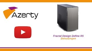 Fractal Design Define R5 Towermodel Productvideo