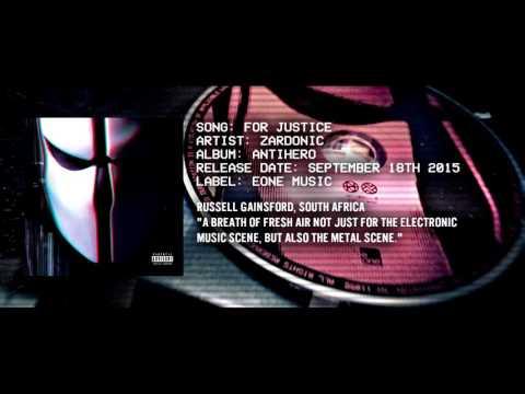 Zardonic - Antihero CD1 (Full Album Stream)