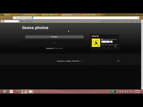10 How to view blog after regester | Online Job In Coimbatore | sebosa software services