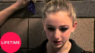 Dance Moms - Kelly Comforts Chloe Backstage